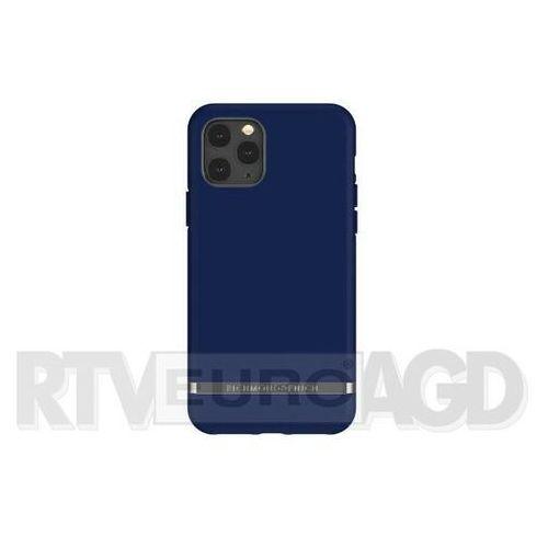 Richmond & Finch Navy - Silver Details iPhone 11 Pro, kolor szary