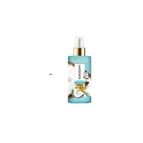 Bielenda Body Oil (W) olejek do ciała Kokosowy 150ml