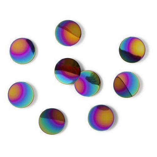 Umbra - dekoracja ścienna confetti kropki rainbow