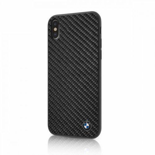 hardcase bmhcpxmbc iphone x czarny carbon marki Bmw