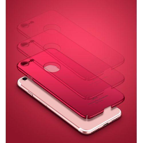 Etui MSVII Slim Case do iPhone 8 Niebieskie (6923878262841)