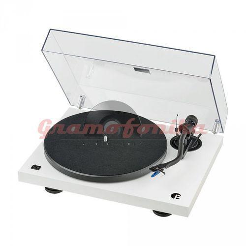 Gramofon Pro-Ject DEBUT III S-AUDIOPHILE biały