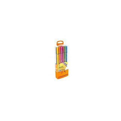 Noster Mazaki trójkątne 12 kolorów w etui (5907078127415)
