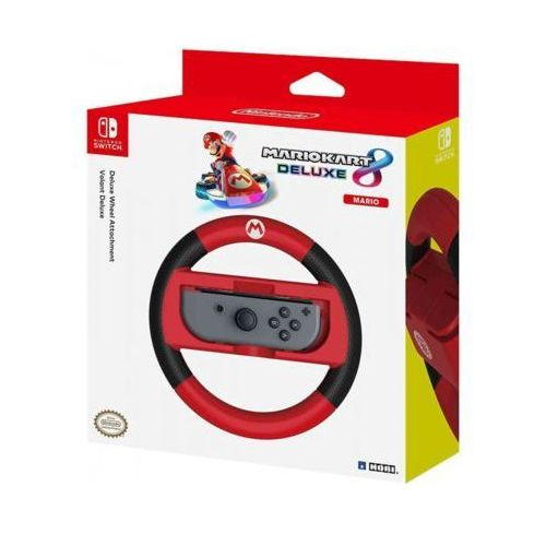 Hori Nakładka na kontroler nsw-054u joy-con wheel deluxe - mario do nintendo switch