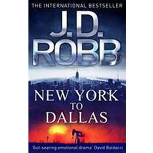 New York to Dallas (9780749955861)
