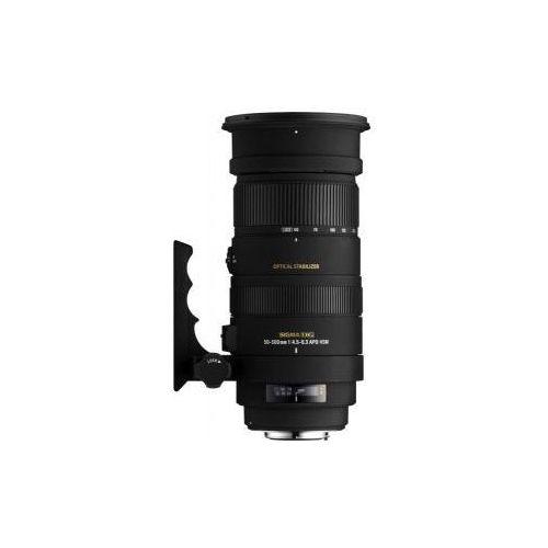 SIGMA 50-500 mm F4.5-6.3 DG OS HSM obiektyw mocowanie Sigma (0085126738563)
