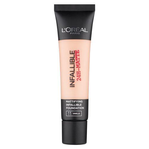 - infallible podkład 11 vanilla marki L'oréal paris