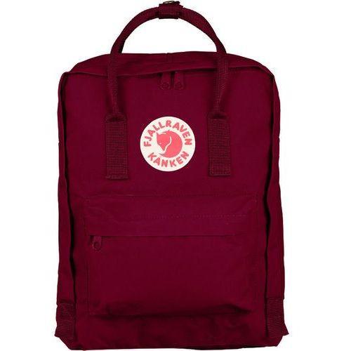 Fjällräven kånken plecak czerwony 2018 plecaki szkolne i turystyczne