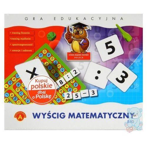Alexander gra wyścig matematyczny mini (0717) (5906018007176)