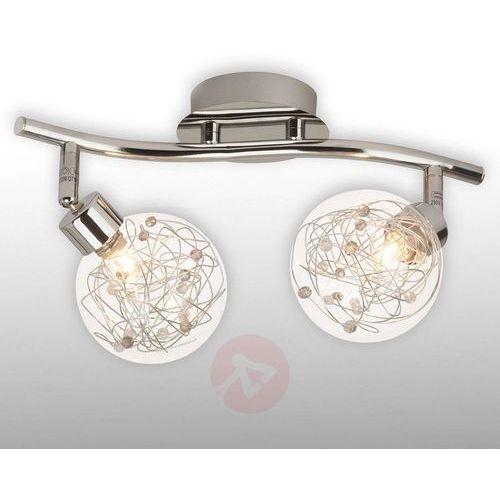 Brilliant Lampa punktowa 00213/15 g9, (dxsxw) 44 x 22 x 12 cm, chrom (4004353216060)