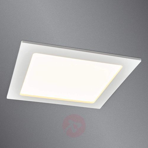 Lampenwelt.com Downlight led feva do łazienek, ip44 (4251096512540)