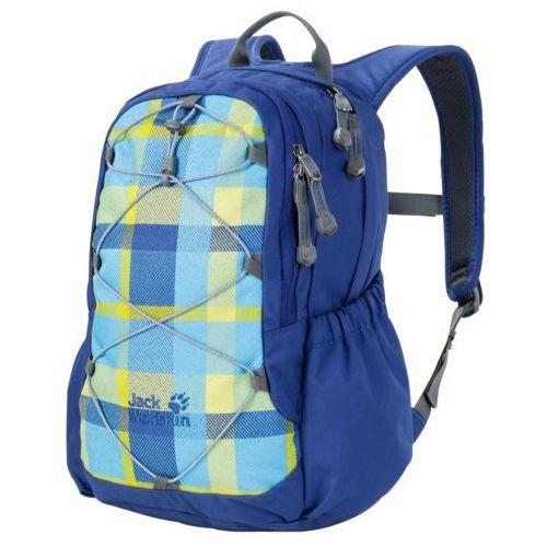 Plecak KIDS GRIVLA PACK - blue woven check (4055001611362)