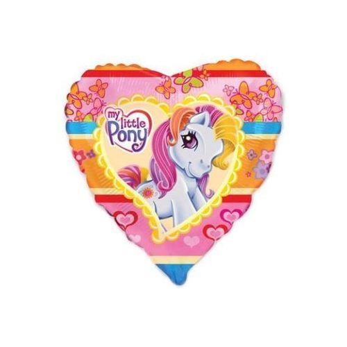 Flexmetal balloons Balon foliowy serce my little pony - 47 cm - 1 szt.