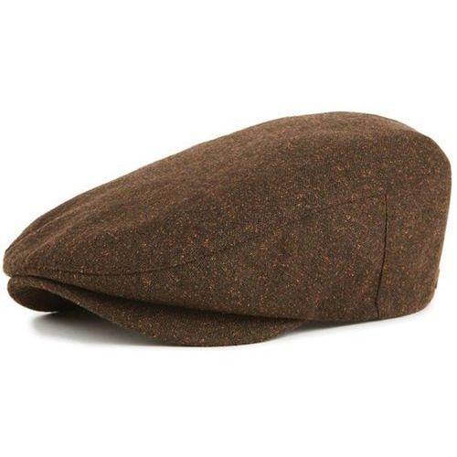 Czapka z daszkiem - barrel snap cap brown/rust (brrst) rozmiar: m marki Brixton