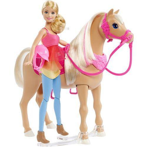 Mattel Lalka  barbie dancing fun horse + darmowy transport! (0887961274325)