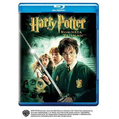 Harry Potter i Komnata Tajemnic (Blu-Ray)