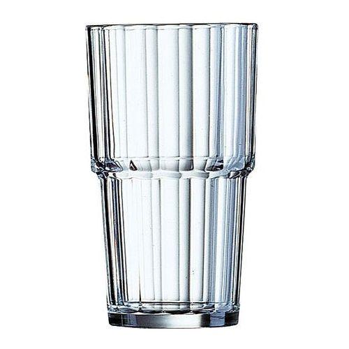 Hendi szklanka wysoka arcoroc norvege ø74x(h)125 320 ml (6 sztuk) - kod product id