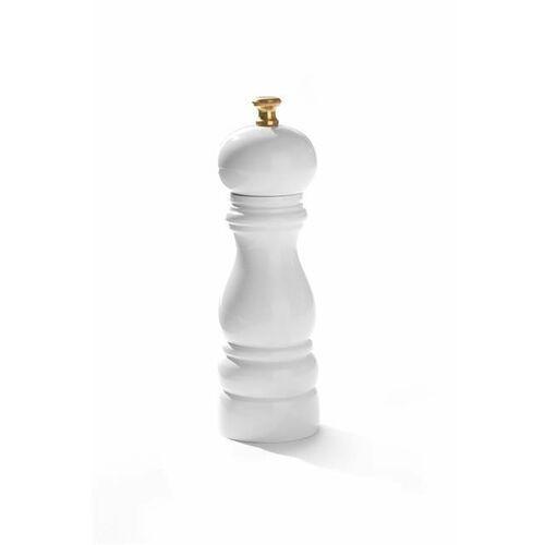 Młynek drewniany do soli | 180mm | czarny lub biały
