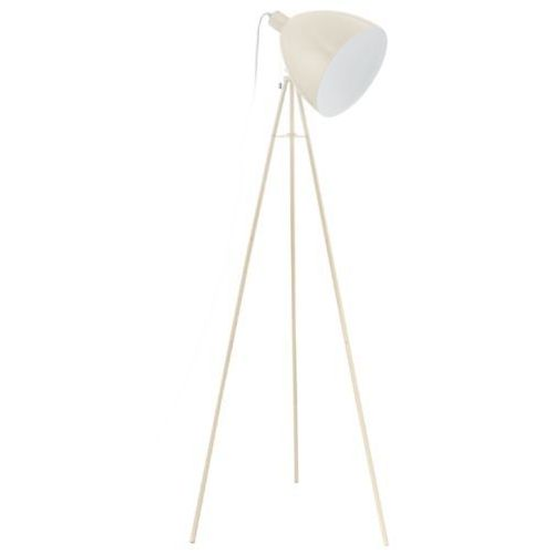 lampa podłogowa VINTAGE DUNDEE - piaszczysta, EGLO 49338