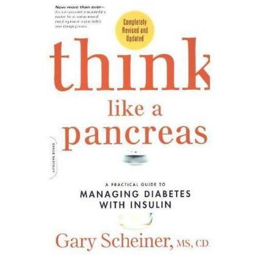Think Like a Pancreas, Scheiner, Gary
