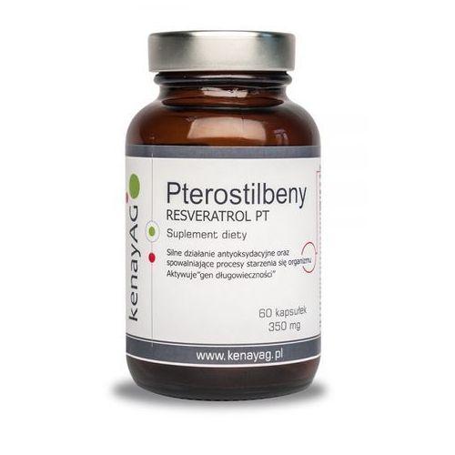 PTEROSTILBENY - Resweratrol PT (60 kapsułek)