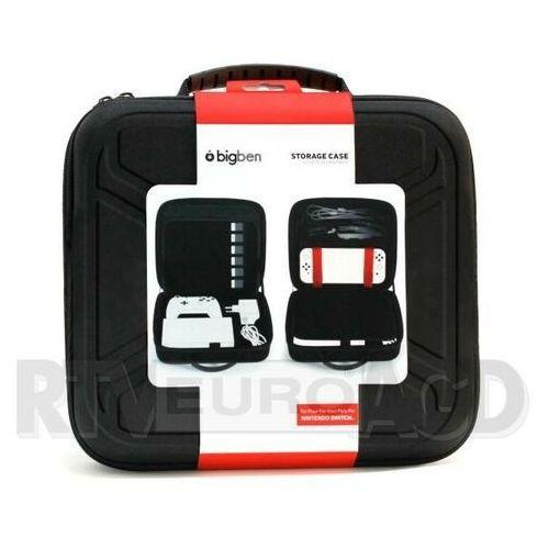 nintendo switch walizka na konsolę i akcesoria marki Bigben