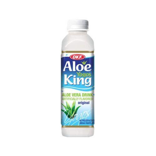 OKF 500ml King Yogos Original Napój aloesowy z probiotykiem