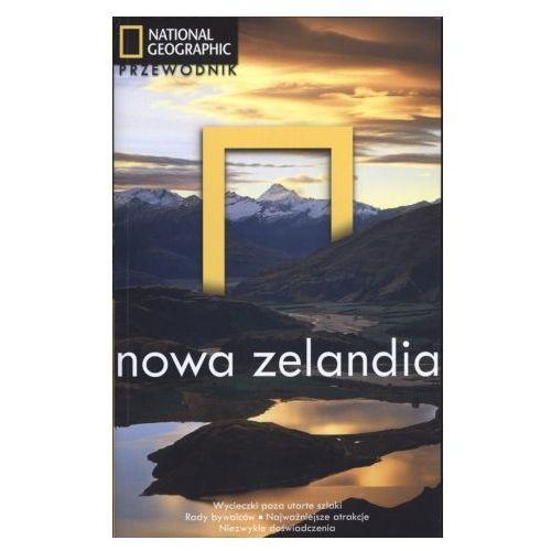 Przewodnik National Geographic Nowa Zelandia (9788375960365)
