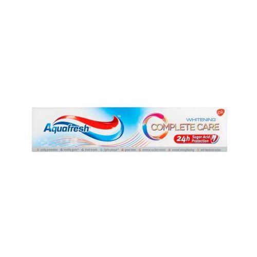 Aquafresh 100ml complete care whitening pasta do zębów