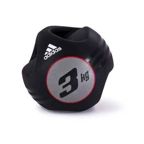 Piłka lekarska 3kg Adidas / Negocjuj CENĘ / Dostawa w 12h z kategorii Akcesoria do rehabilitacji