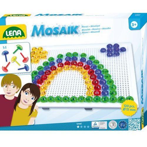 Mozaika Tęcza - Lena-Toys (4006942803309)