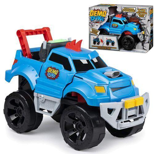 Demo duke - niezniszczalny pojazd