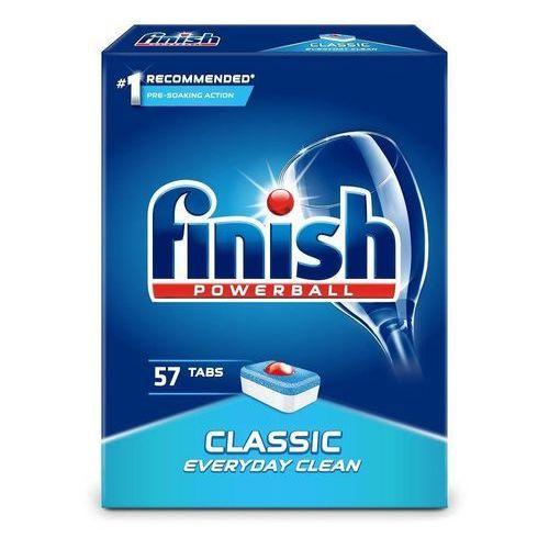 Tabletki do zmywarki FINISH Classic 57 regularne (5900627090130)