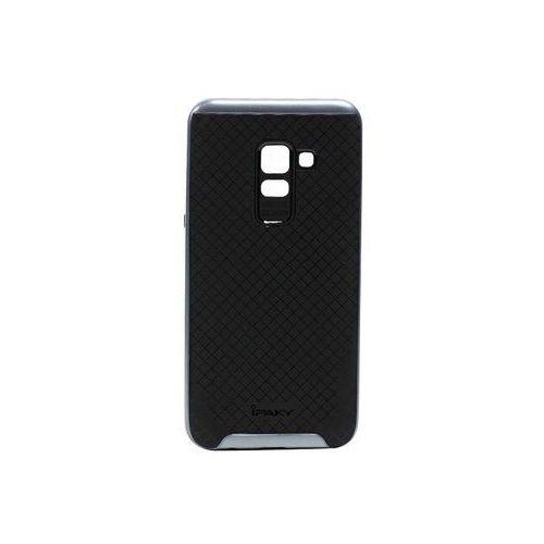 Samsung Galaxy A8 (2018) - etui na telefon Ipaky - Szary