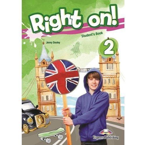 Right On! 2. Podręcznik + Interactive eBook, Jenny Dooley