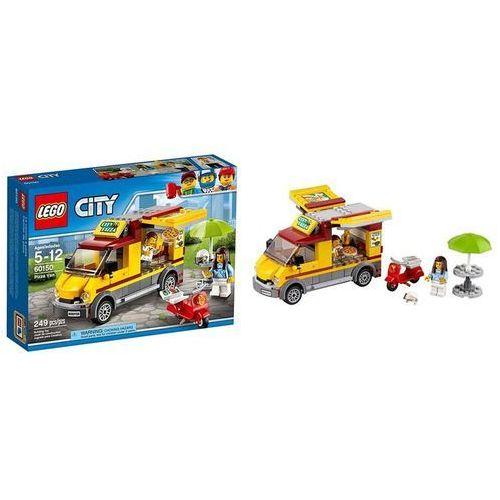 Lego City Pizza Van 60150 Klocki Dla Dzieci Fuksikpl