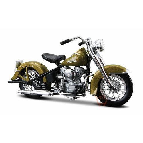 Maisto KIT Harley-Davidson 1953 74FL Hydra Glide 1/18 - do składania