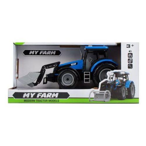 Mega creative Traktor 26 cm moje ranczo (5903246406535)