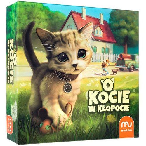 Trefl O kocie w kłopocie -.