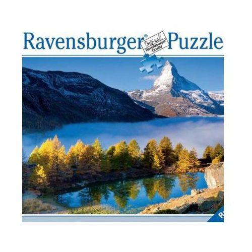 Ravensburger 1000 elementów jezioro i szczyt (4005556193509)