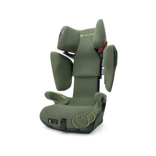 CONCORD Fotelik samochodowy Transformer X-Bag Jungle Green Limited Edition (8433228020956)