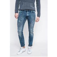 - jeansy larston bluee goods, Wrangler