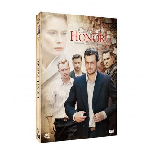 Czas honoru (sezon 5, 4 dvd) marki Tvp