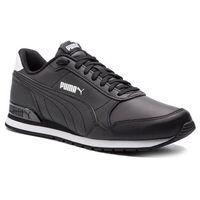 Puma Sneakersy - st runner v2 full l 365277 02 puma black/puma black