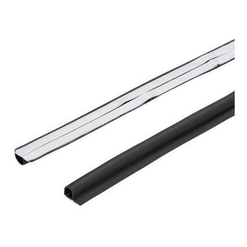 Uszczelka termoplastik Diall samoprzylepna 6 x 1 m czarna, DEWSA018