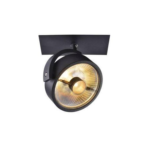 Spotline Reflektorek do wbudowania kalu 1 es111 czarny, 113350