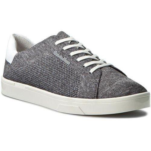 Tenisówki - ilene 2 e2988 grey/white, Calvin klein, 35-41