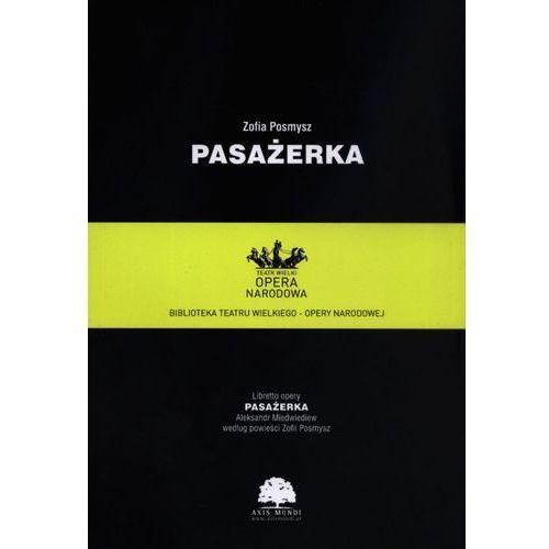 PASAŻERKA - Wysyłka od 3,99 - porównuj ceny z wysyłką, książka z kategorii Dramat