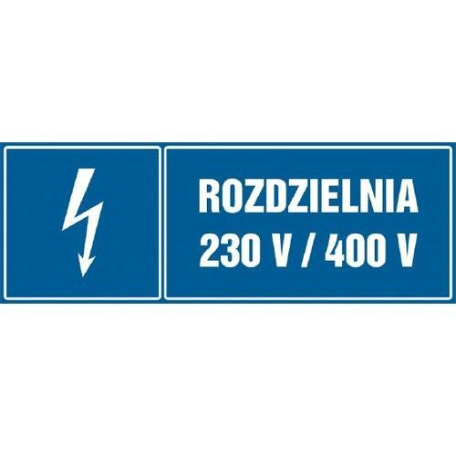 Top design Rozdzielnia 230v/400v