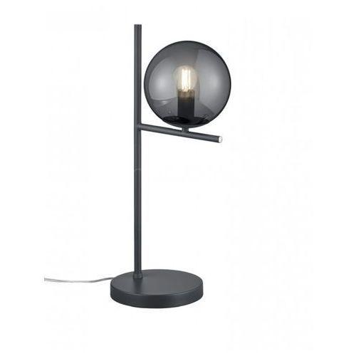 Lampa stołowa Trio Leuchten PURE Antracytowy, 1-punktowy - Dworek - Obszar wewnętrzny - PURE - Czas dostawy: od 2-3 tygodni (4017807432992)